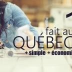 Fait au Québec