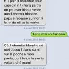 La langue française : LOL ou MDR?