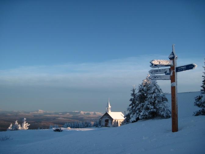 Sanctuaire du Mont-St-Joseph